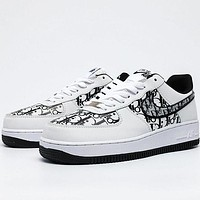 Dior x Nike Air Force 1 Low low-top all-match casual sports shoes