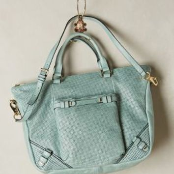 Logan Satchel by She + Lo Mint One Size Bags