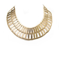 Brave Soul Gold Necklace
