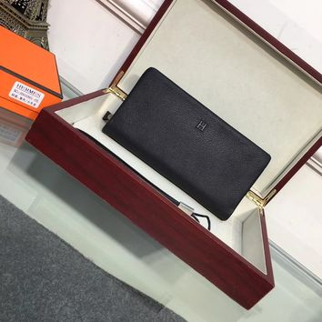 Hermès Men's Handbag Wallet