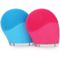 Potable Electric Vibrating Silicone  Face Cleanser