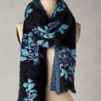 Lilli Scarf by Anthropologie in Navy Size: One Size Scarves