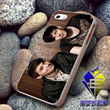 Dan and Phil 2 for iphone case, iPod, iPad, Samsung Galaxy Case, Hard Plastic Case, Rubber Case (AQ)