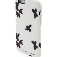 PAINTED FLOWER IPHONE 6 CASE