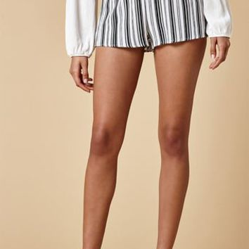 Kendall & Kylie Smocked Waist Shorts at PacSun.com
