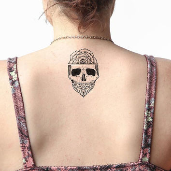 Coming Up Roses - Temporary Tattoo (Set of 2)
