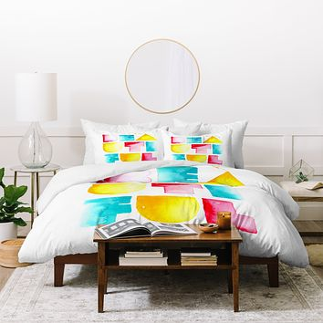 CMYKaren Beautiful Duvet Cover