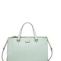 Kate Spade Bristol Drive Loden Dusty Mint ONE