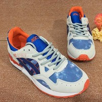 Asics Casual Shoes Sport Flats Shoes Sneakers-71