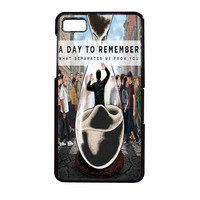 A Day To Remember Sand Watch Master BlackBerry Z10 Case