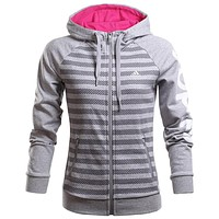 "Love Q333 ""Adidas"" Women Cardigan Jacket Coat"