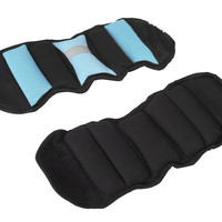 ProFit Ankle/Wrist Weights - 5 Lbs (Light Blue)