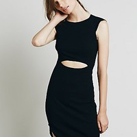Intimately Womens She Capped It Bodycon