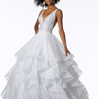 Mori Lee - 42001 - Prom Dress - Prom Gown - 42001