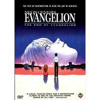 Neon Genesis Evangelion: The End of Evangelion 11x17 Movie Poster (1997)