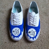 5SOS handpainted customizable shoes