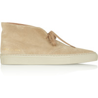 Common Projects - Suede ankle boots