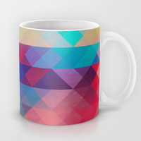 TRIANGLE 2 Mug by Hands In The Sky