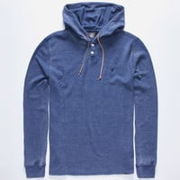 Volcom Murphy Mens Hooded Thermal Navy  In Sizes