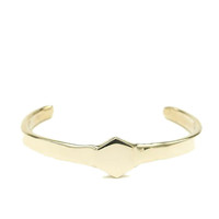 Hex Signet Cuff - Odette, NY