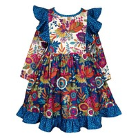 """""""Give Thanks"""" Fall Dilly Dress"""