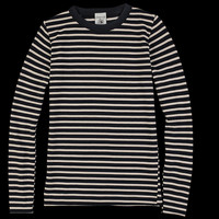 UNIONMADE - sns herning - Balance Sweater in Medium Blue and Soft Grey