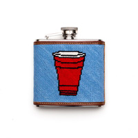 Red Cup Flask