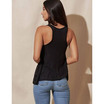 Aria Layered Tank - As-Is-Clearance - Medium Only