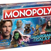 MONOPOLY®: Guardians of the Galaxy Vol. 2