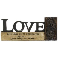 Gold Love Figurine | Hobby Lobby