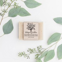 Goat Milk with Oatmeal & Lavender Natural Soap
