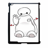 Hello I Love Baymax iPad 4 Case