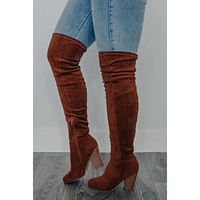 Dream On Boots: Chestnut