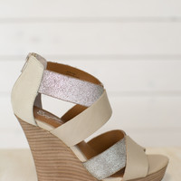 Strawberry Blonde Seychelles Wedge