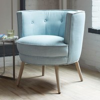 Buttoned Up Chair