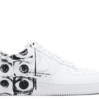 DCCK Nike: AIR FORCE 1 '07/ SUPREME / CDG 'SUPREME/CDG'