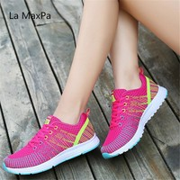 Breathable Sport shoes women Sneakers women Running Shoes Cushioning Jogging Light Sneakers for girls Walking Jogging Trainers O