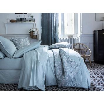 Teo Baltic Blue Bedding by Alexandre Turpault