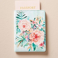 Wild At Heart Passport Holder