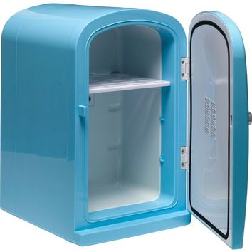 Buy 6 Litre Blue Mini Travel Fridge at Argos.co.uk - Your Online Shop for Mini fridges.