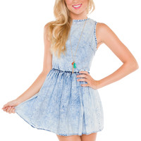 Scarlett Jo Denim Dress