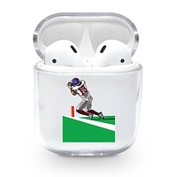 End Zone Odell Beckham Jr Catch Airpods Case