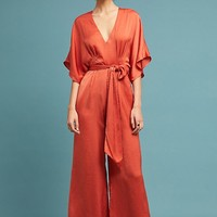 Sahara Wide-Leg Jumpsuit