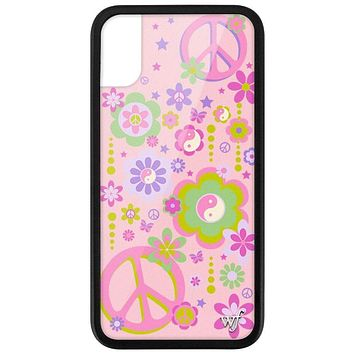 Peace N Luv iPhone X/Xs Case