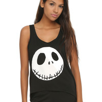The Nightmare Before Christmas Mesh Lounge Tank Set