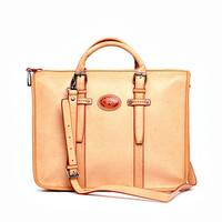 LA MARTINA Women's Natural Briefcase