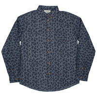 Altru Apparel Fernwood Blue Chambray woven LS  (Limited Sizes Available)