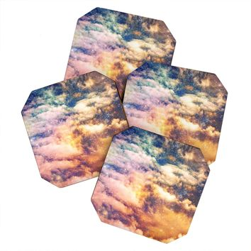 Shannon Clark Cosmic Coaster Set