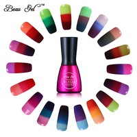 Temperature Color Changing Chameleon Nail Polish