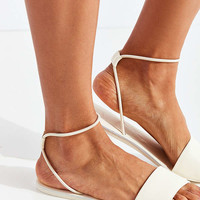 Dolce Vita Dara Leather Sandal   Urban Outfitters